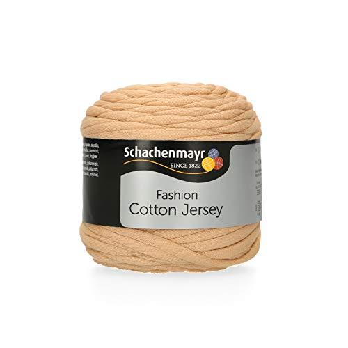 Schachenmayr Handstrickgarne Cotton Jersey Sand