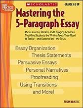 HarperCollins Mastering the 5-Paragraph Essay