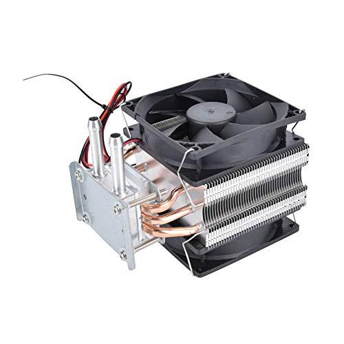 Asixxsix Refrigeración Peltier, radiador semiconductor Duradero, para Equipos de refrigeración de refrigeración por Agua para Ordenadores Refrigeración de peceras Refrigeración por Agua en