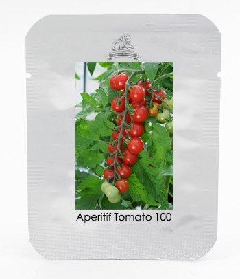 Heirloom doux Aperitif rouge vif Bouquet de Graines Tomate cerise bio, pack professionnel, 100 graines / Pack, légumes # NF723