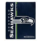 Northwest NFL Seattle Seahawks 50x60 Raschel Restructure DesignBlanket, Team Colors, One Size (1NFL070860022RET)
