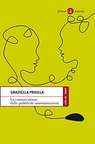 La comunicazione delle pubbliche amministrazioni
