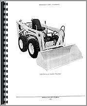 Parts Manual International 3200B 3200A 3300B Skid Steer Loader