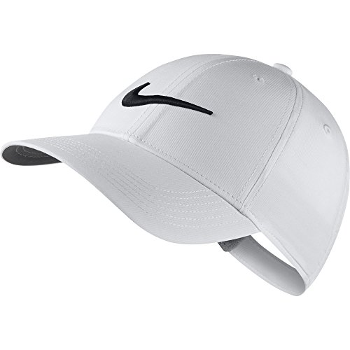 Nike Kid's Golf Cap, White/Anthracite/Black, One size