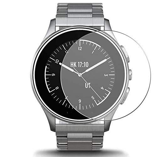 Vaxson 3 Unidades Protector de Pantalla de Cristal Templado, compatible con Vector smart Watch Luna, 9H Película Protectora Film Guard [No Carcasa Case ]