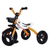 Niño Triciclo Niños, Bicicleta Triciclo Primer Triciclo Scooter Bebé Equilibrio Bicicleta Juguetes Traje con Diseño Seguro Y Protegido