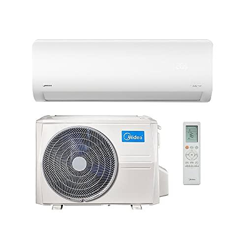 Climatizzatore condizionatore 12000 WIFI integrato MIDEA A+++ / A+ Xtreme tipo Hisense MonoSplit Unità Interna + Unità Esterna
