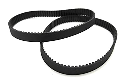 GT2 Closed Timing Belt 6 mm Wide, 2 pieces each(500mm)