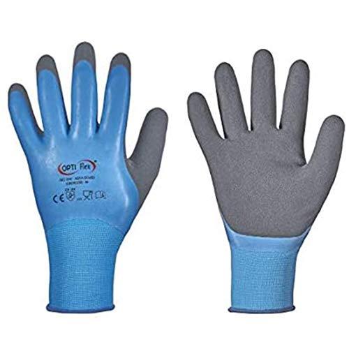 HandschuhMan. Arbeitshandschuhe Aqua Guard, wasserdicht lebensmittelgeeignet. Gr. 7-11 (8/M)