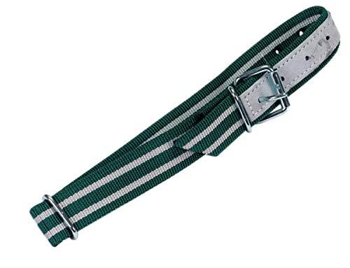 Kerbl Halsband 65x4 cm, mit Rollschnalle und Ovalglied