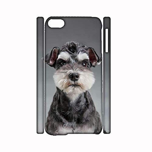 Gogh Yeah Chico Impresión Pet Dog Carcasa De Plástico del Teléfono Compatible Apple iPhone 5 5S Se Raro Choose Design 106-4