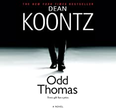 odd thomas book list in order
