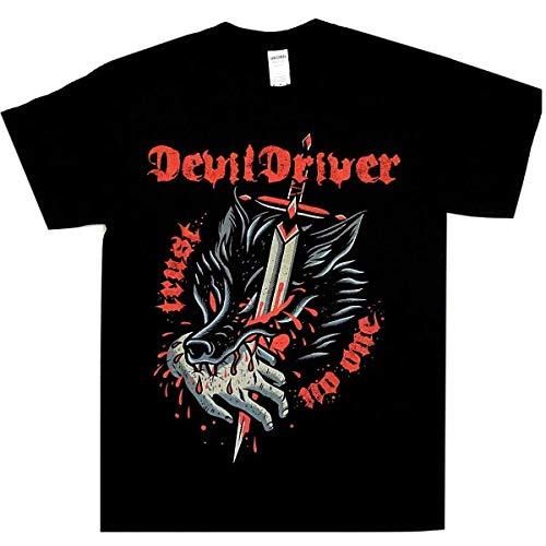 DEVILDRIVER BITE THE HAND T-Shirt