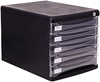 Armoire à fichiers Classeur de bureau Tiroir Sorter Armoire de rangement Boîte de classement Fournitures de bureau Tidy su...