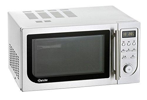 Bartscher - Forno a microonde con forno tradizionale e grill, 16,6 kg