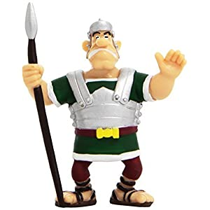 Plastoy - Asterix Figure The legionaire with his lance 8 cm by Plastoy 11