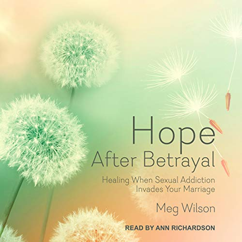 Hope After Betrayal audiobook cover art