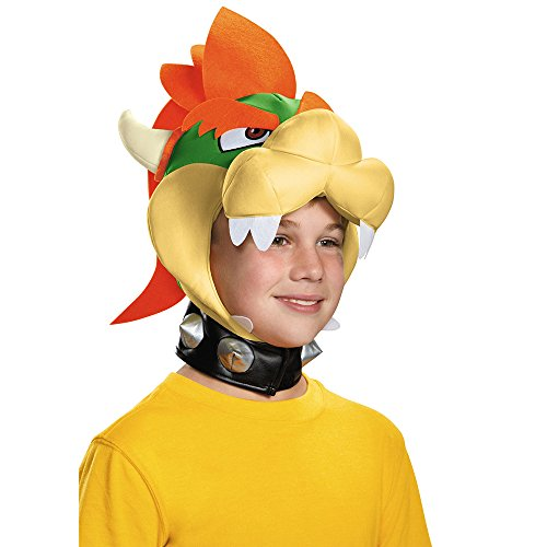 Disguise Bowser Headpiece - Child Costume by Disguise