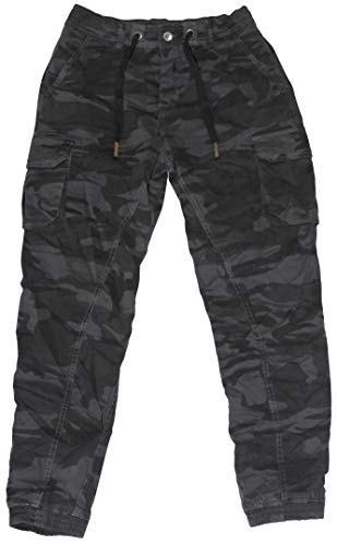 Eight2Nine M.O.D. Herenbroek Jeans Chamouflage Short Cargo broek