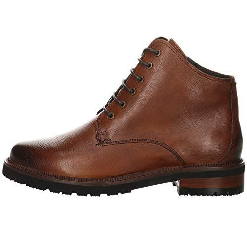 Everybody Nelly Boots in Übergrößen Braun 58123H2411-371 große Damenschuhe, Größe:42