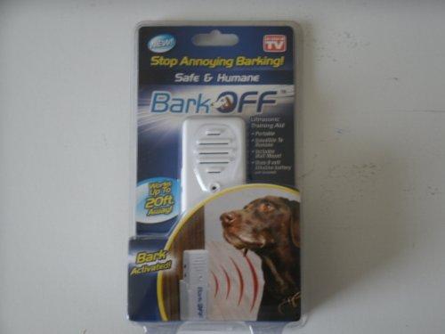 Bark Off Ultrasonic Training Aid