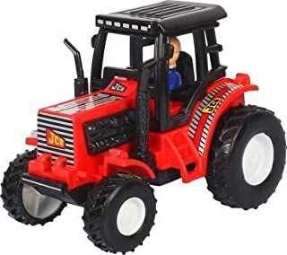 Pull Back Tractor No Battery Required (Colour May Vary)
