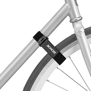Boncas Adjustable Bike Rack Strap Bicycle Wheel...