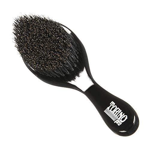Torino Pro Curve Wave Brush by Brush King - #450 - Medium Hard Curve...