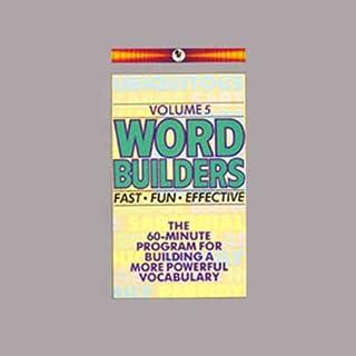 Word Builders cover art