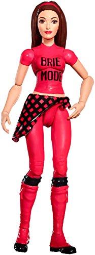 WWE- Figura de acción Superstar-Brie Bella, FGY27
