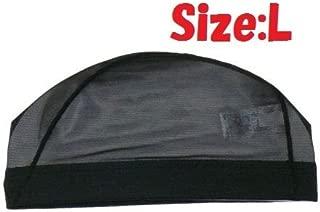 Sanritsu Japanese Mesh Swim Cap (Large) 2 Pack