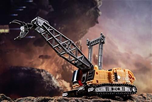 Transformers Optimus Prime, Dark Commander Optimus Prime para niños Transformando Robot Cars Juguetes Transformers Rescue Bots Optimus Prime Figure cción para los niños pequeños Regalos de cumpleaños