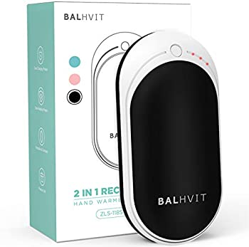Balhvit 3s Quick Heating Rechargeable Hand Warmer