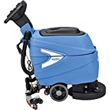 Automatic Floor Scrubber with 17' Cleaning Path