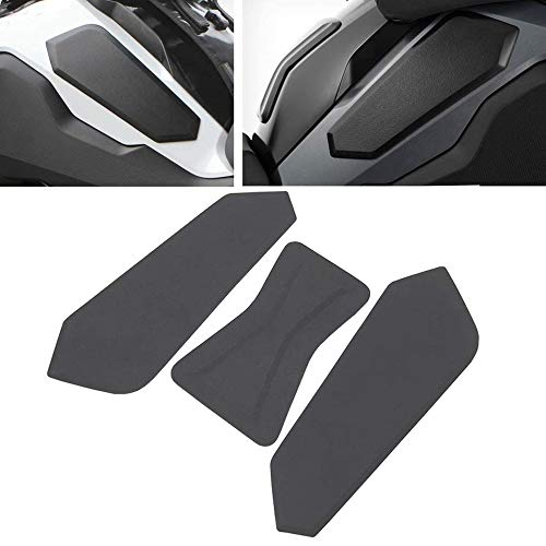Elec-bro Motorcycle Gas Tank Pad Gas Fuel Knee Grip Decal Protector Traction Side Pads For BMW F750GS F850GS 2018 2019
