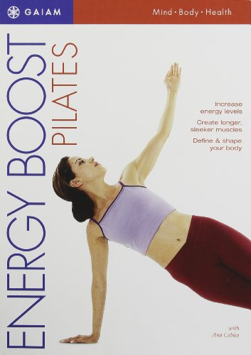 Energy Boost Pilates [2003] [Reino Unido] [DVD]