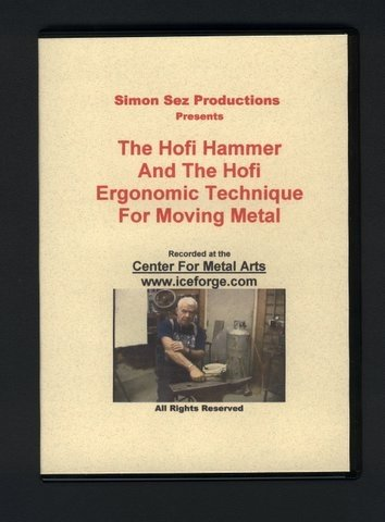 Hofi Hammer, The; and the Hofi Ergonomic Technique for Moving Metal (Dvd)