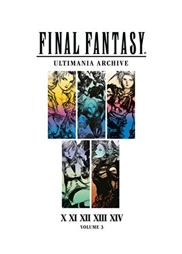 Final Fantasy Ultimania Archive: X, XI, XII, XIII, XIV