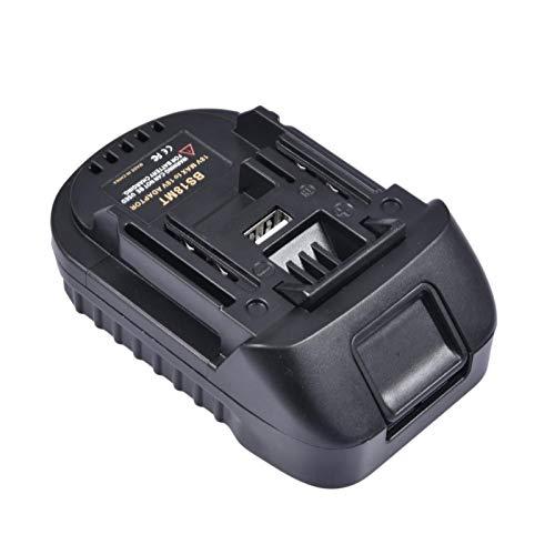 Earlyad Convertidor de batería, batería de Repuesto para Herramientas eléctricas inalámbricas Baterías eléctricas inalámbricas Baterías
