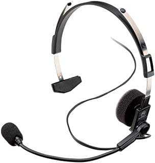 MOTOROLA 00179 Hands-Free Headset with Microphone for T5422 / T5522 Walkie-Talkies