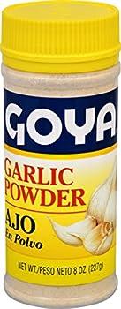 Goya Garlic Powder 8 Ounce