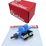 8181694 Original Version OEM Replacement Part for Washing Machine Water Inlet Valve by Robertshaw, replaces AP6011714 PS11744913 461970201551 8181694 AP3128776 PS391478 WP8181694