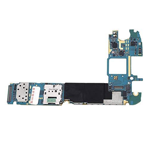 Bewinner Ersatzplatine, Ersatzplatine freigeschaltet für Samsung Galaxy S6 G920F 32GB, ideales Ersatz-Mainboard