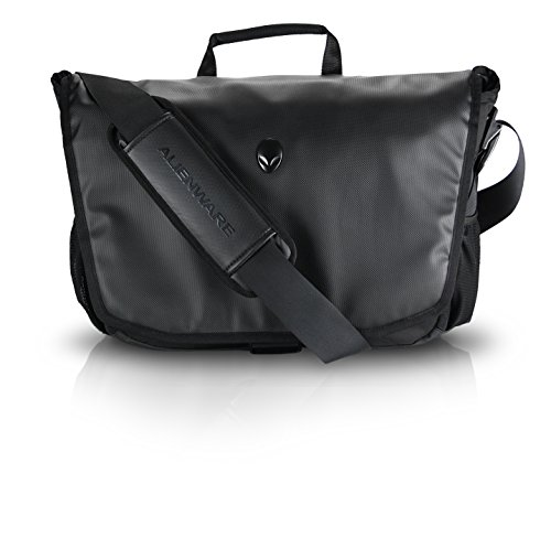 Alienware 460-BCBW V2.0 Vindicator Messenger Bag for up to 17-Inch Laptops