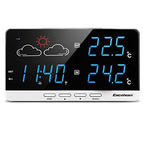 Excelvan - LCD Estacion Meteorologica...
