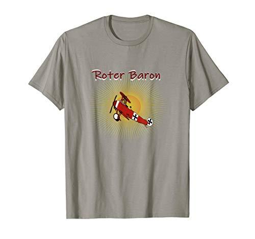 Roter Baron, Richthofen Flieger Shirt Fokker WW1