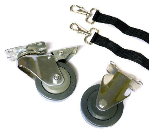Savic Wheels & Rope Dog Crate Pet Carrier Travel Set
