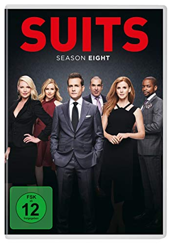 Suits - Season 8 [4 DVDs]