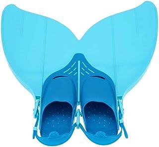 Kid Mermaid Swim Kid Swimming Fins Foot Flipper Diving Feet Tail FOR Children Water Sports Training Swim Shoes