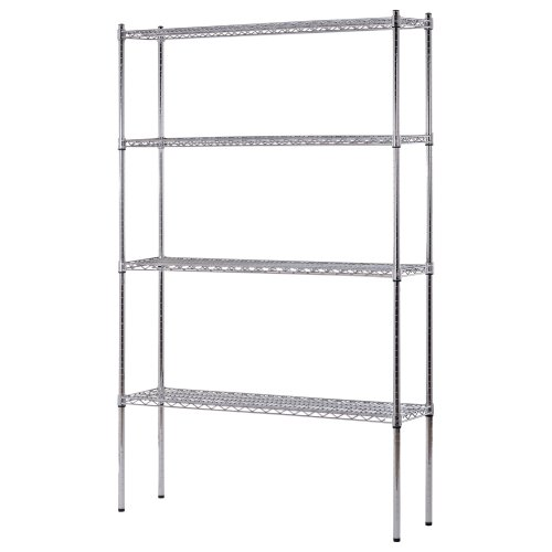 12 Inch Wide Shelving Unit